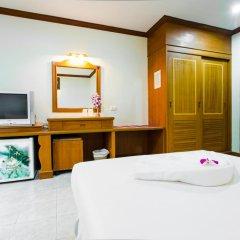 Отель Baan Paradise 2* Стандартный номер с двуспальной кроватью фото 5