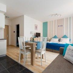 Апартаменты Sun Resort Apartments Студия Делюкс с различными типами кроватей фото 5