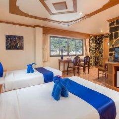 Tiger Hotel (Complex) 3* Улучшенный номер с двуспальной кроватью фото 7