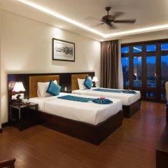 Pearl River Hoi An Hotel & Spa 3* Номер Делюкс с различными типами кроватей фото 13