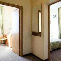 Гостиница Максима Заря 3* Стандартный номер разные типы кроватей фото 13
