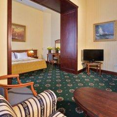 Гостиница Айвазовский Люкс с различными типами кроватей фото 2