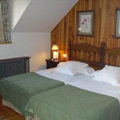 Отель Parador De Bielsa Huesca 3* Стандартный номер с 2 отдельными кроватями фото 2