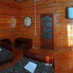 Гостевой Дом Олимпия Стандартный семейный номер с двуспальной кроватью фото 9