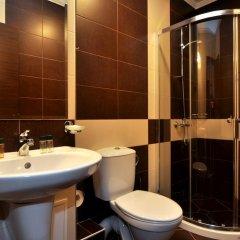 Отель Apartcomplex Harmony Suites Болгария, Солнечный берег - отзывы, цены и фото номеров - забронировать отель Apartcomplex Harmony Suites онлайн ванная фото 2