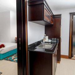 Отель Mirage Bay Resort and Aqua Park 5* Бунгало с различными типами кроватей фото 13