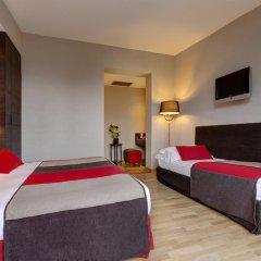 Hotel Alpi 4* Стандартный номер с различными типами кроватей