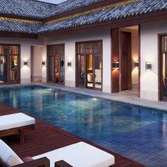 Отель Anantara Sanya Resort & Spa 5* Вилла с различными типами кроватей фото 6