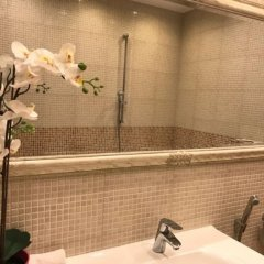 Отель Natalex Apartments Литва, Вильнюс - отзывы, цены и фото номеров - забронировать отель Natalex Apartments онлайн ванная