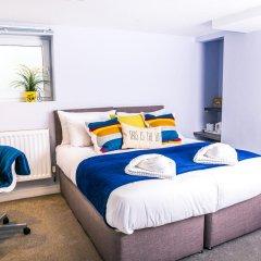 Отель Flat 2, Falcondale House 5 South Cliff Великобритания, Истборн - отзывы, цены и фото номеров - забронировать отель Flat 2, Falcondale House 5 South Cliff онлайн комната для гостей
