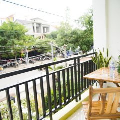 Отель Mi Kha Homestay 3* Номер Делюкс с различными типами кроватей фото 15