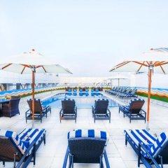 Отель Grand Excelsior Bur Dubai Дубай бассейн фото 3