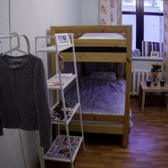 Dostoevsky Hostel комната для гостей фото 4