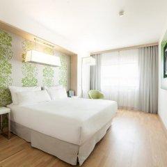 Отель Occidental Praha Five 4* Стандартный номер с различными типами кроватей фото 5