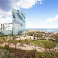 Апартаменты Rent Top Apartments Beach-Diagonal Mar Улучшенные апартаменты фото 17