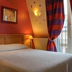 Hotel de Saint-Germain 2* Стандартный номер с двуспальной кроватью фото 6