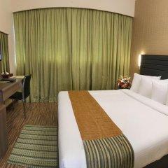 Oasis Deira Hotel Стандартный номер с различными типами кроватей фото 12