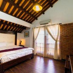 Отель Hoang Dao Villa 3* Улучшенный номер с различными типами кроватей фото 7
