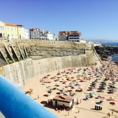 Отель Ericeira Boutique Lodge пляж