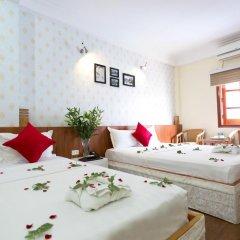 The Queen Hotel & Spa 3* Стандартный семейный номер разные типы кроватей фото 26