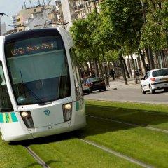 Отель ibis Styles Paris Porte dOrléans Франция, Монруж - отзывы, цены и фото номеров - забронировать отель ibis Styles Paris Porte dOrléans онлайн городской автобус