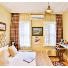 Отель Faik Pasha Hotels Стамбул комната для гостей фото 4