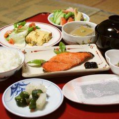 Отель Kannawaso Япония, Беппу - отзывы, цены и фото номеров - забронировать отель Kannawaso онлайн питание фото 3