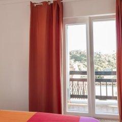 HomeMoel Hostel балкон