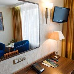 Гостиница Малахит 3* Номер Бизнес с разными типами кроватей фото 12