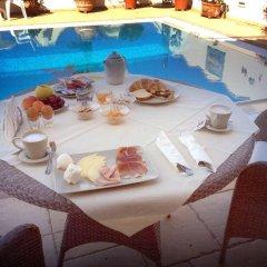 Отель La Suite del Faro Скалея питание