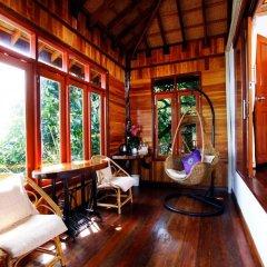 Отель Dusit Buncha Resort Koh Tao 3* Номер Делюкс с различными типами кроватей фото 17