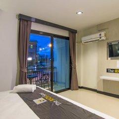 Отель The Rich Sotel 3* Стандартный номер с различными типами кроватей фото 3