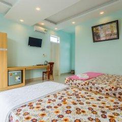 Отель Quynh Long Homestay 3* Стандартный номер с различными типами кроватей фото 2