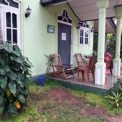 Sylvester Villa Hostel Negombo Кровать в общем номере с двухъярусной кроватью фото 8