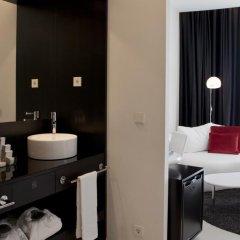 Hotel Porta Fira 4* Sup 4* Стандартный номер с различными типами кроватей фото 12