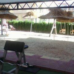 Отель Garry Sunny View Солнечный берег фитнесс-зал фото 2