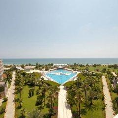 Отель Kaya Belek пляж фото 4