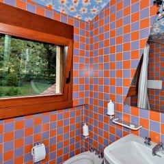 Отель Villa Rose Antiche Италия, Реггелло - отзывы, цены и фото номеров - забронировать отель Villa Rose Antiche онлайн ванная