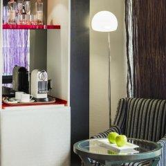 Отель H10 Marina Barcelona 4* Стандартный семейный номер с двуспальной кроватью фото 2