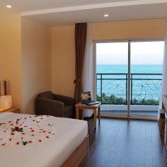 Begonia Nha Trang Hotel 3* Номер Делюкс с различными типами кроватей фото 3