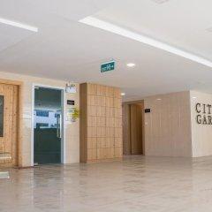 Отель City Garden Pratamnak Condominium By Mr.butler Паттайя парковка