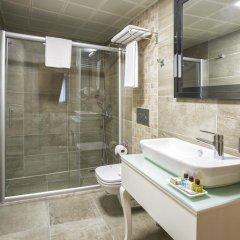 Perla Arya Hotel ванная фото 2