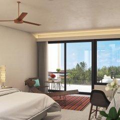 Отель Andaz Mayakoba - a Concept by Hyatt Студия с различными типами кроватей фото 5