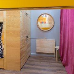 Хостел InDaHouse Кровать в женском общем номере фото 3