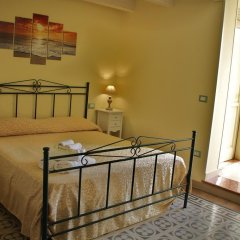 Отель La Stella di Keplero Канноле комната для гостей