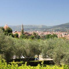 Отель Camping Michelangelo Флоренция приотельная территория фото 2