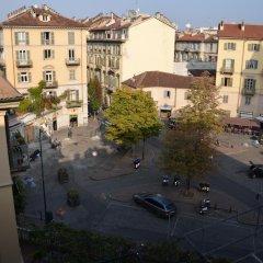 Отель Maison Saluzzo Италия, Турин - отзывы, цены и фото номеров - забронировать отель Maison Saluzzo онлайн балкон