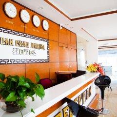 Tuan Chau Marina Hotel 2* Улучшенный номер с различными типами кроватей фото 5