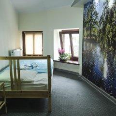 Отель Lódzki Palacyk 3* Стандартный номер с различными типами кроватей фото 2