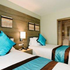 Отель Citrus Sukhumvit 11 Bangkok by Compass Hospitality 3* Стандартный номер с различными типами кроватей фото 8